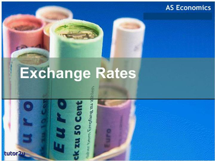 At the end of the lesson u should be able to understand meaning of exchange rate er meaning of nominal er meaning and formula of effective er
