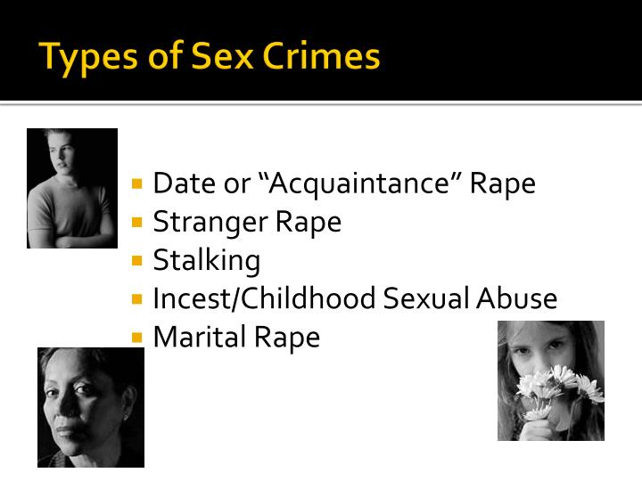 Types of Sexual Assault – Central MN Sexual Assault Center
