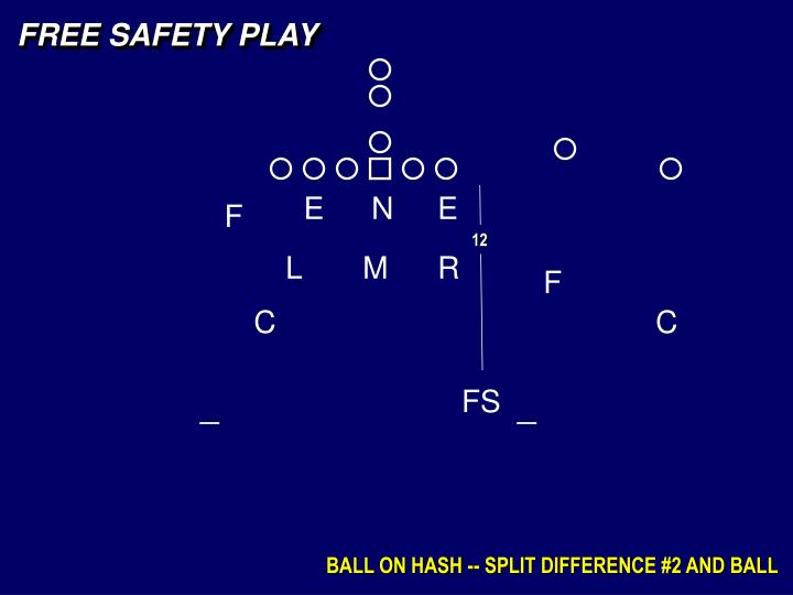 FREE SAFETY PLAY