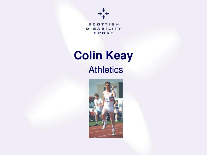 Colin Keay
