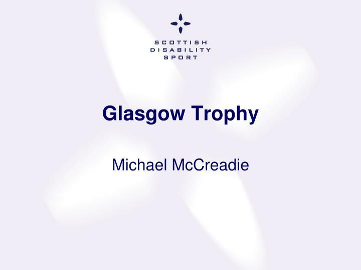 Glasgow Trophy