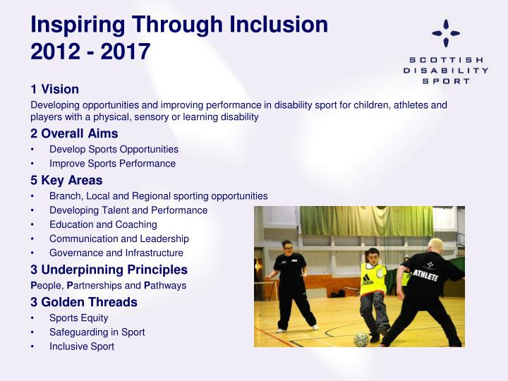 Inspiring Through Inclusion