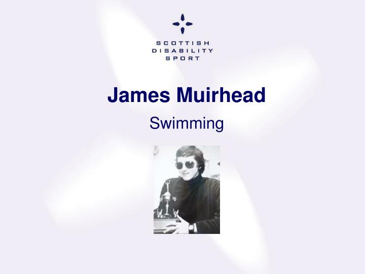 James Muirhead