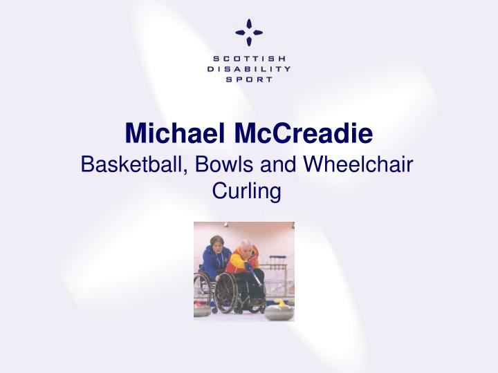 Michael McCreadie