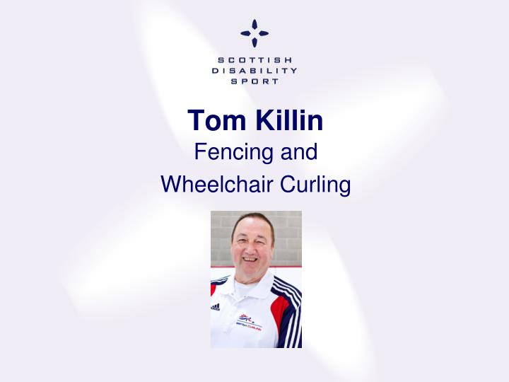 Tom Killin