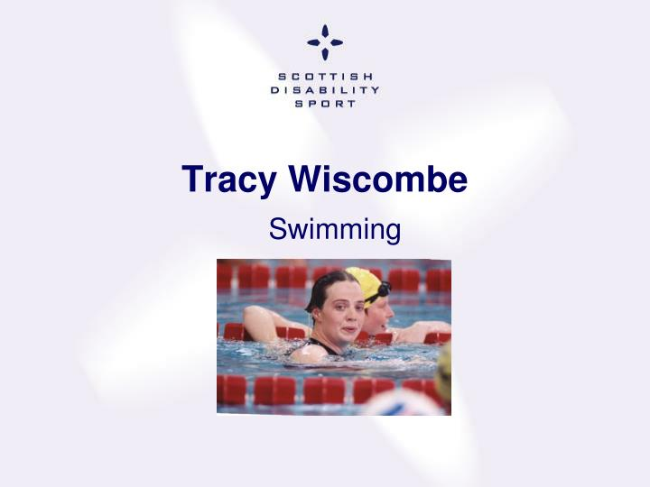 Tracy Wiscombe