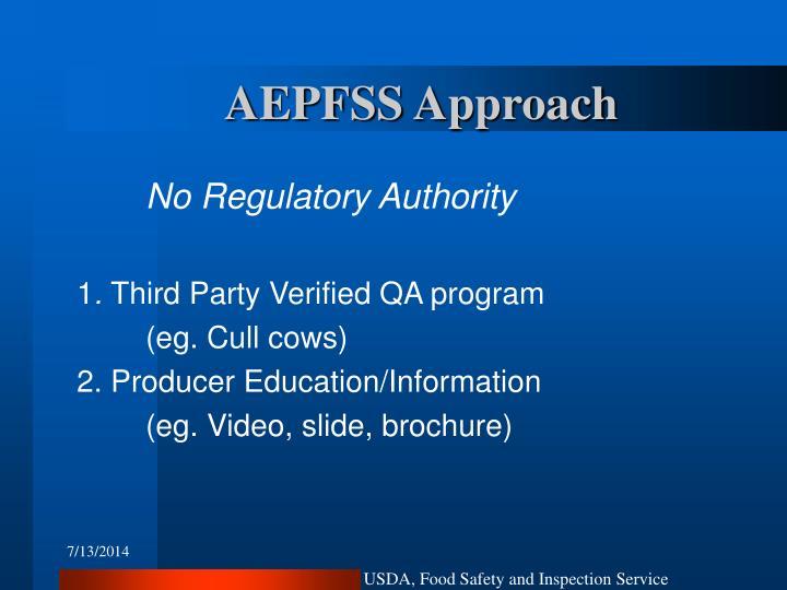 AEPFSS Approach