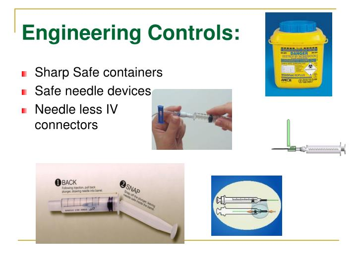 Engineering Controls: