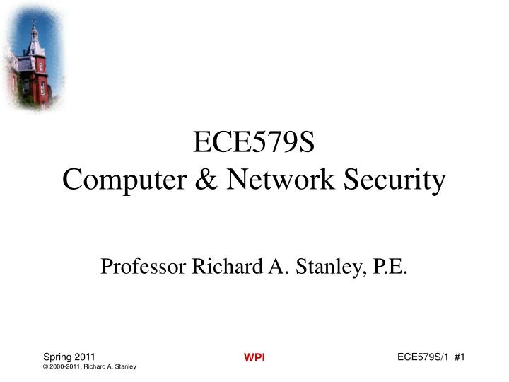 ece579s computer network security