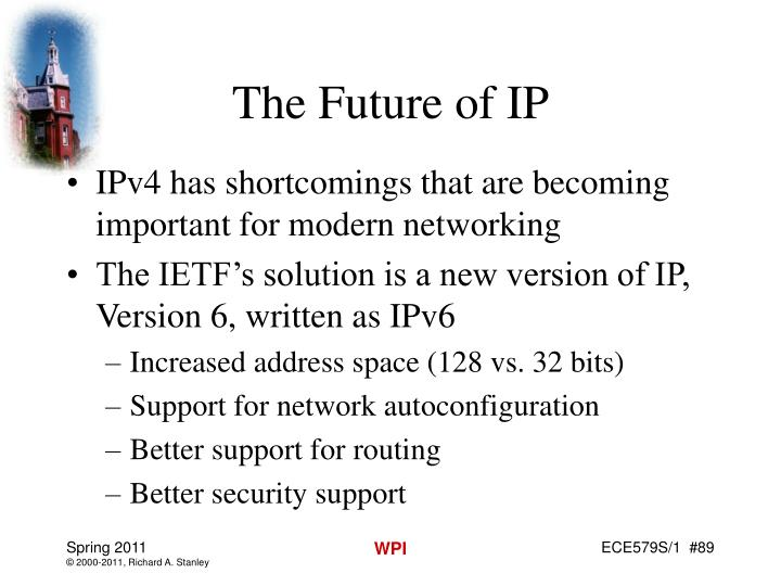 The Future of IP