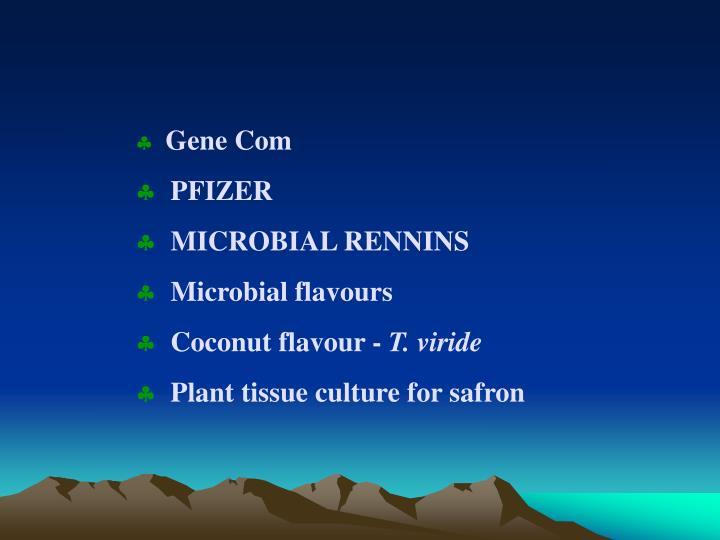 Gene Com