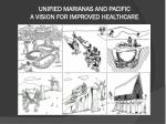 unified marianas and pacific a vision for improved healthcare