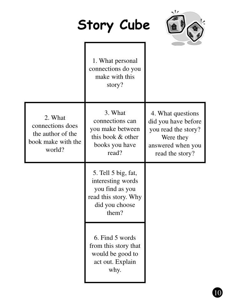 Story Cube