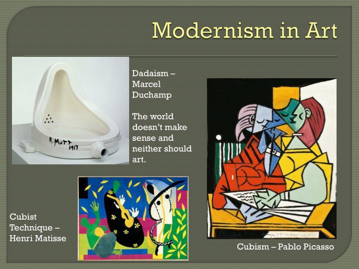 Modernism in Art