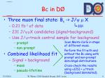 bc in d