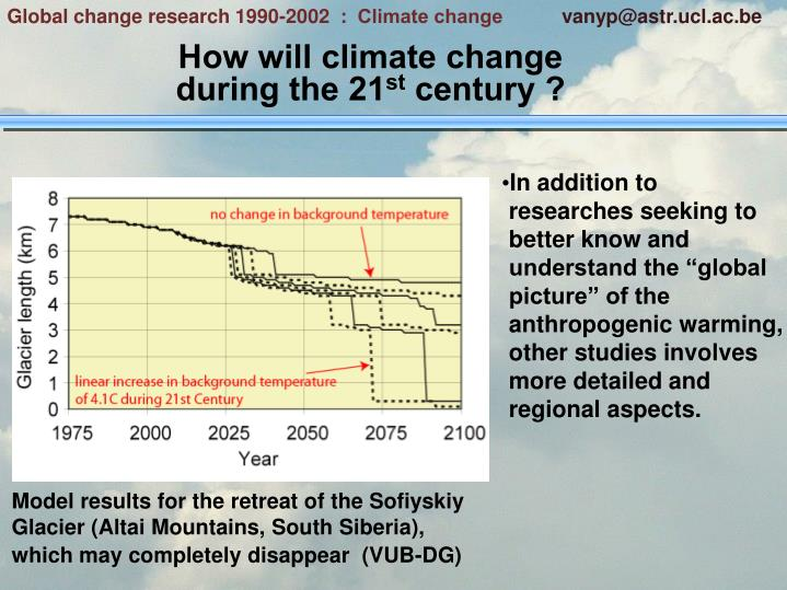 How will climate change