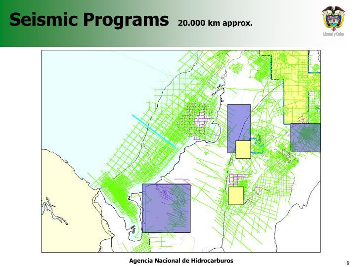 Seismic Programs