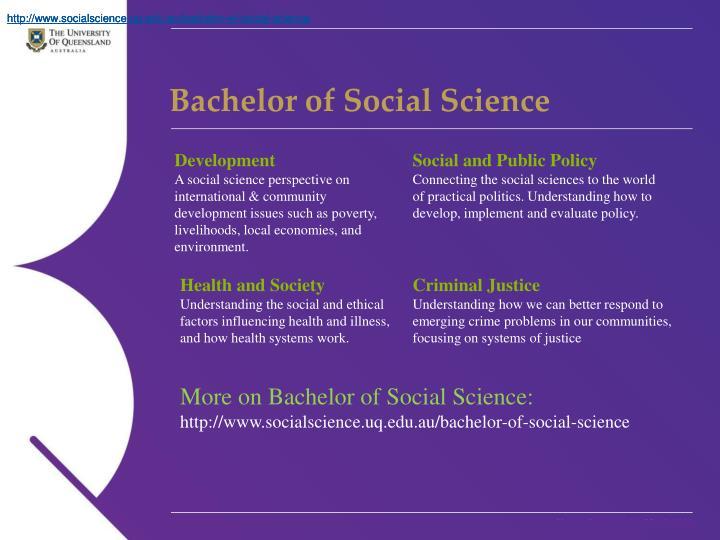 http://www.socialscience.uq.edu.au/bachelor-of-social-science