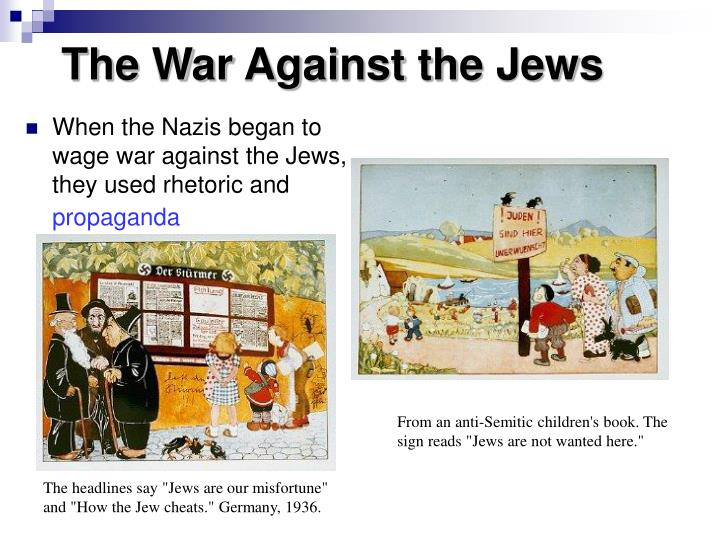 a history of hitlers hatred towards jews communists and democracy The enemy of christians and of jews communists and nazis both hated christians and jews  book jews, god and history that nazi propaganda had  racialism and hate of the nazis toward the.