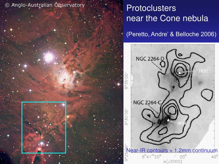 Protoclusters