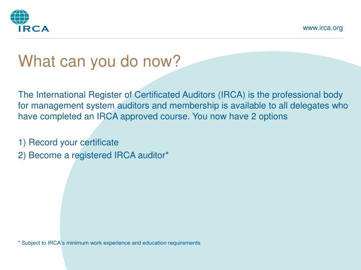 www.irca.org