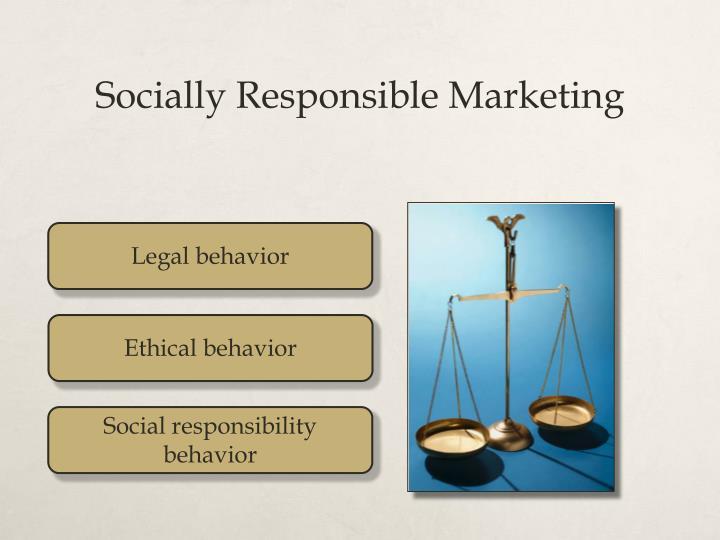 Legal behavior