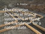 b france