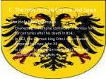 c the holy roman empire and spain1