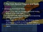 c the holy roman empire and spain2