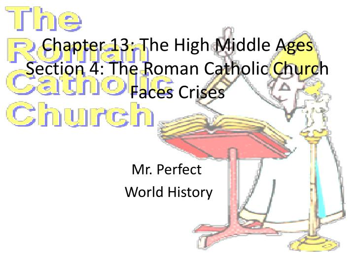 Chapter 13: The High Middle Ages
