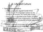 d life and culture2