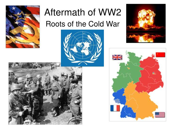 Aftermath of ww2