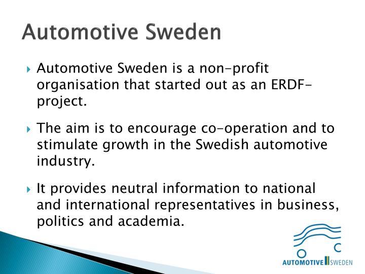 Automotive Sweden