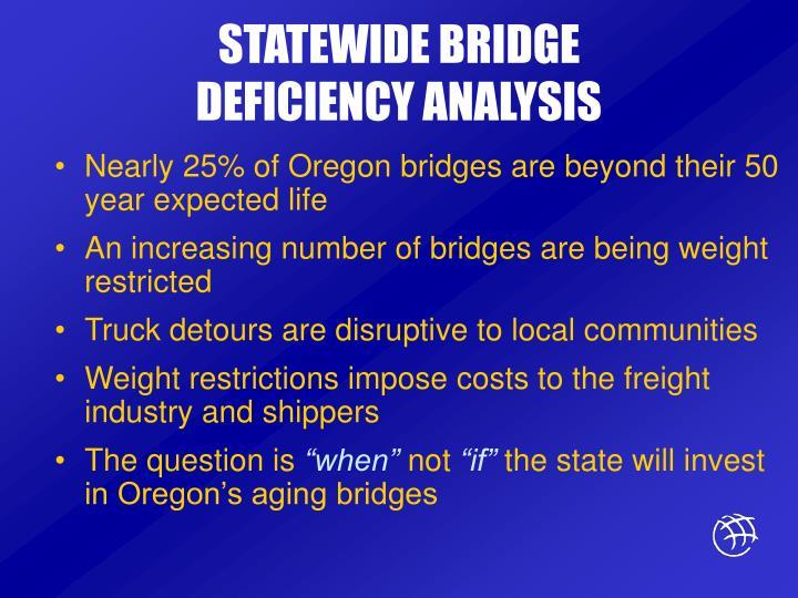 STATEWIDE BRIDGE