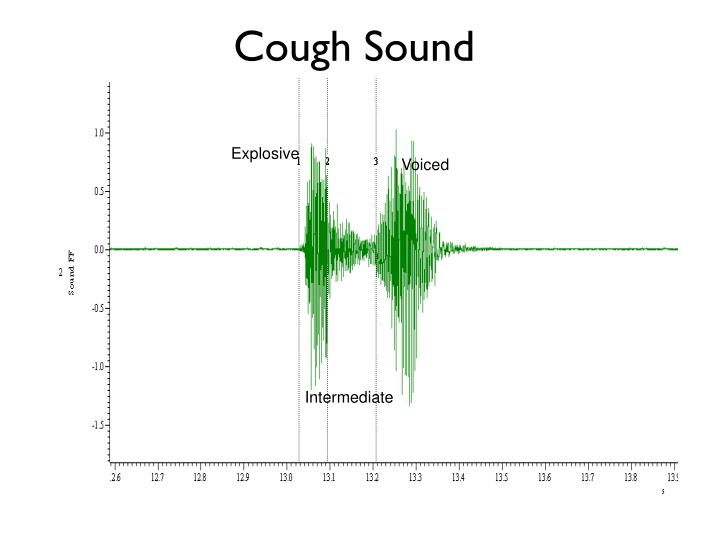 Cough Sound