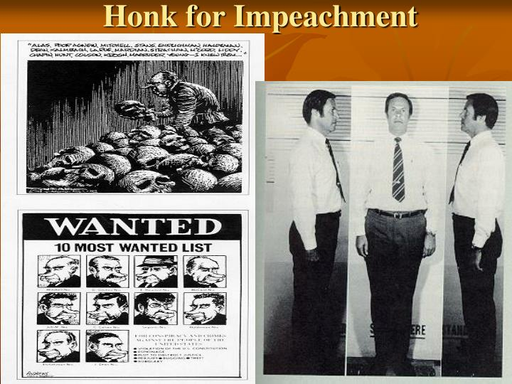 Honk for Impeachment