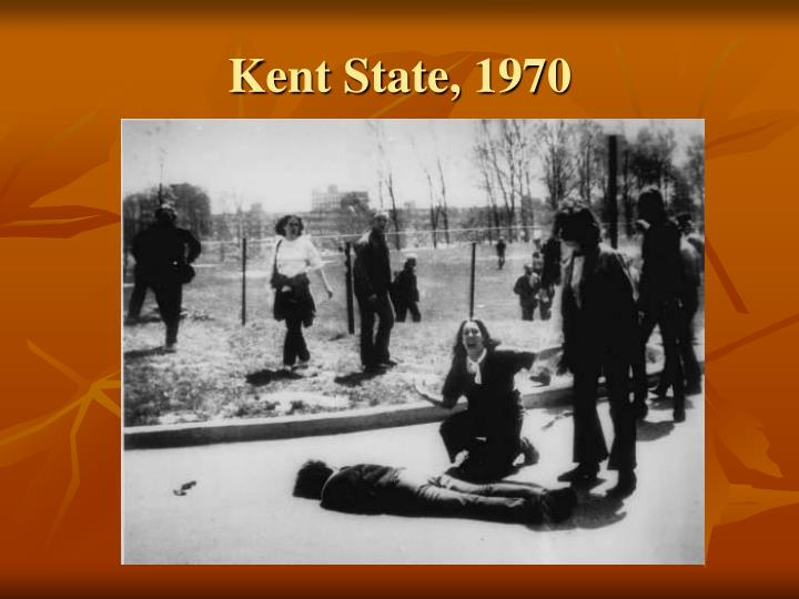 Kent State, 1970