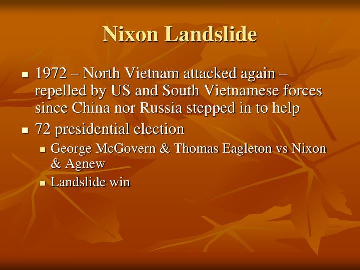 Nixon Landslide