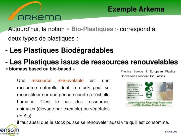 Plastics Europe & European Plastics Converters European BioPlastics