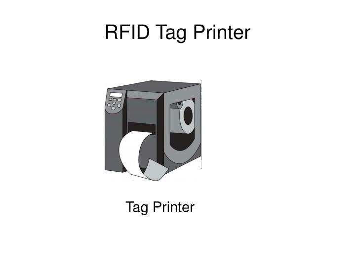 RFID Tag Printer
