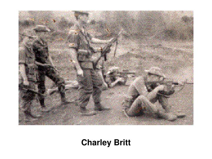 Charley Britt