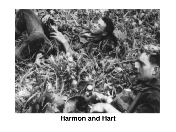 Harmon and Hart