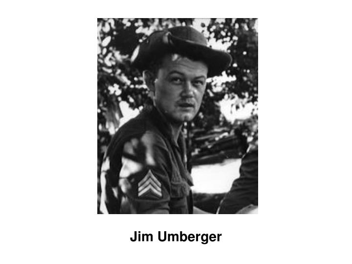 Jim Umberger