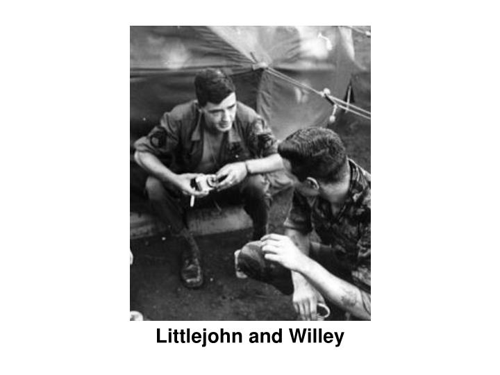 Littlejohn and Willey