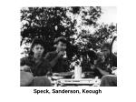speck sanderson keough