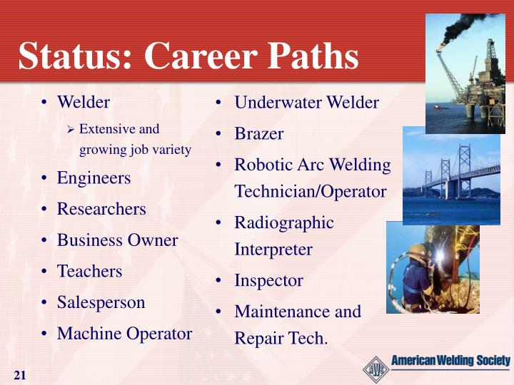 Status: Career Paths