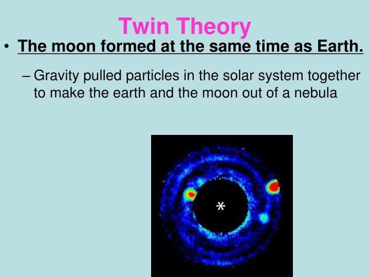 Twin Theory