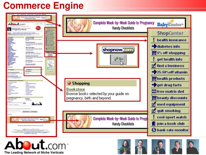 Commerce Engine
