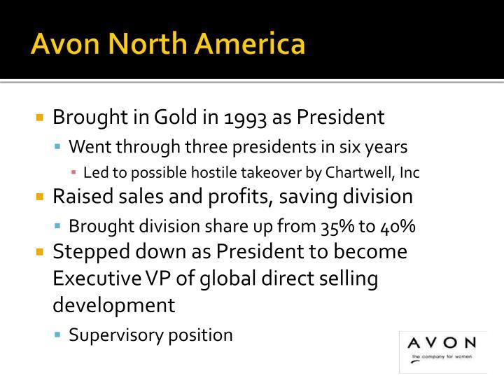 Avon North America