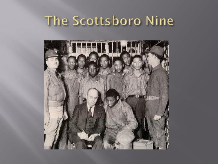 The Scottsboro Nine